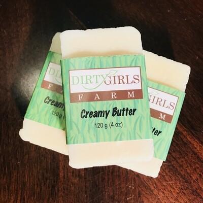 Creamy Butter Soap