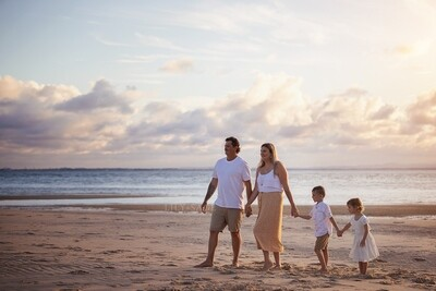 Family Session Fee