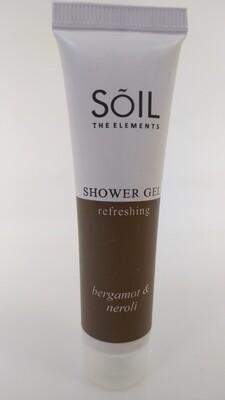 Shower Gel 22ml -Soil