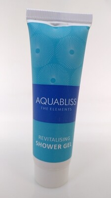 Shower Gel 25ml - Aquabliss