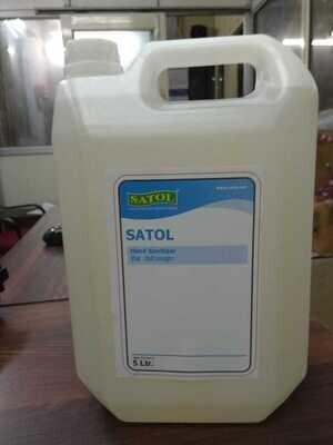 Hand Sanitiser Gel (5L)