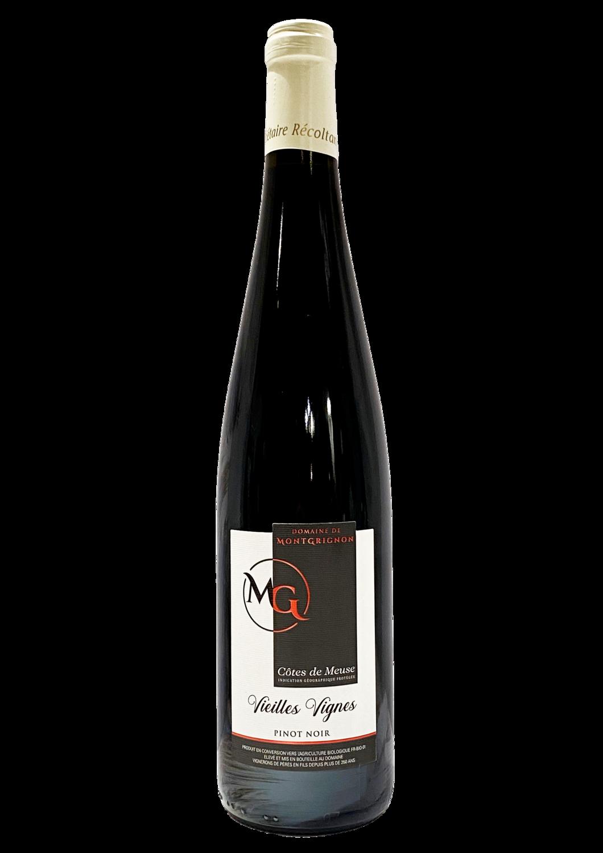 VIN ROUGE - Pinot Noir -  Vieilles Vignes