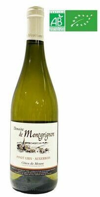 VIN BLANC - Pinot Gris Auxerrois