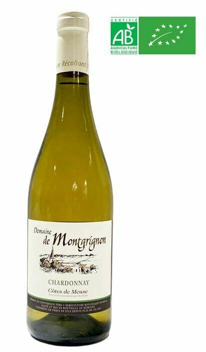 VIN BLANC - Chardonnay