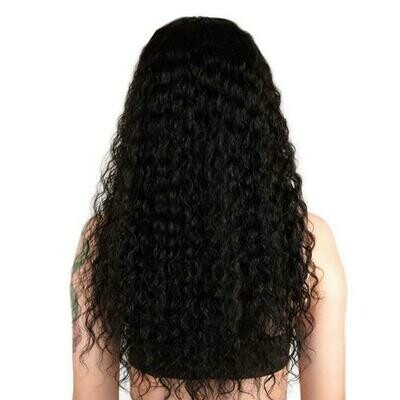 Front Lace Deep Wave Wig