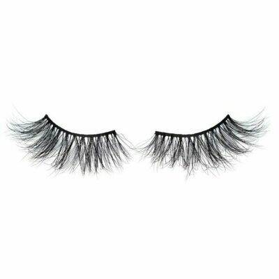 25MM 3D Mink Lashes – December