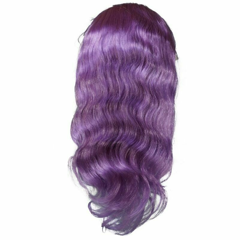 Lilac Dream Body Wave Lace Font Wig