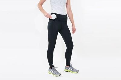 FlipBelt Mid-Weight Leggings