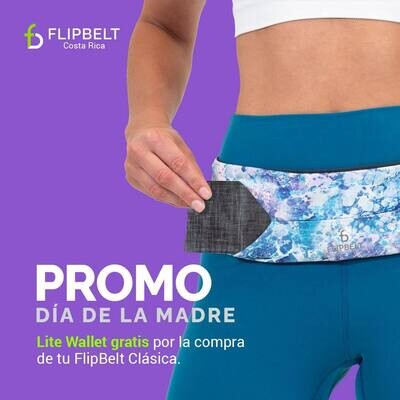 FlipBelt Clásica + Lite Wallet GRATIS