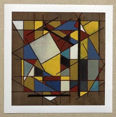 Angles 2, Print