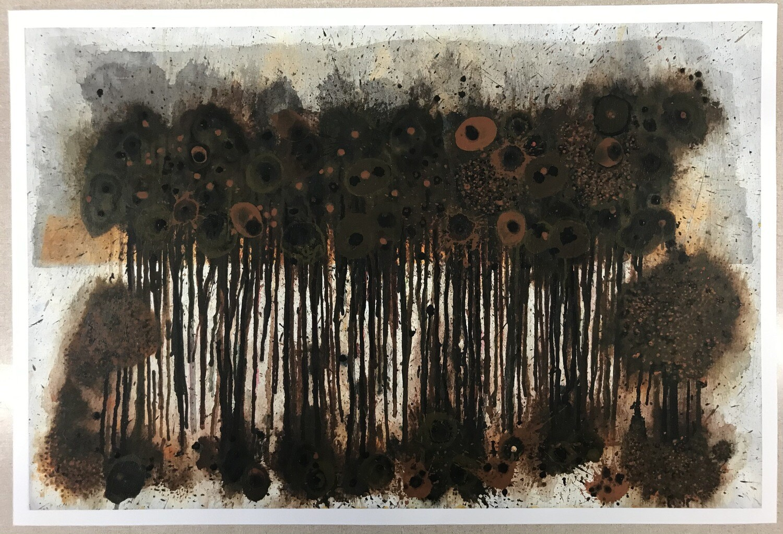 Lollipop Forest. Print