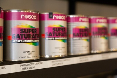 Rosco Super Saturated Paints