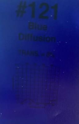 """BLUE DIFFUSION 20"""" X 24"""""""