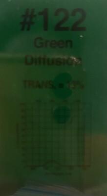 "GREEN DIFFUSION 20"" X 24"""