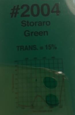 """GREEN STORARO 20"""" X 24"""""""