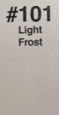 "LIGHT FROST 20"" X 24"""