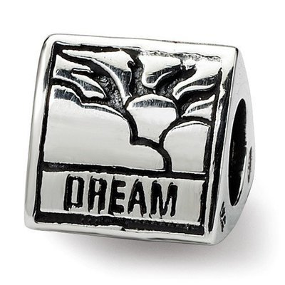 Sterling Silver Reflections Inspiration Trilogy Bead
