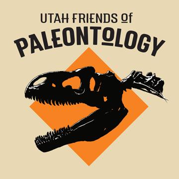 Utah Friends of Paleontology 2021 membership dues - Student