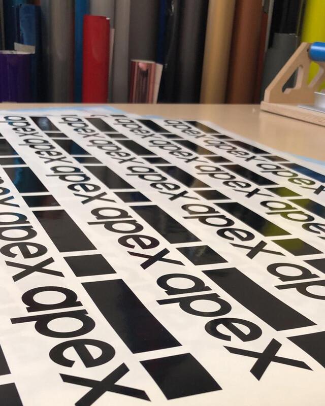 Apex Stickers