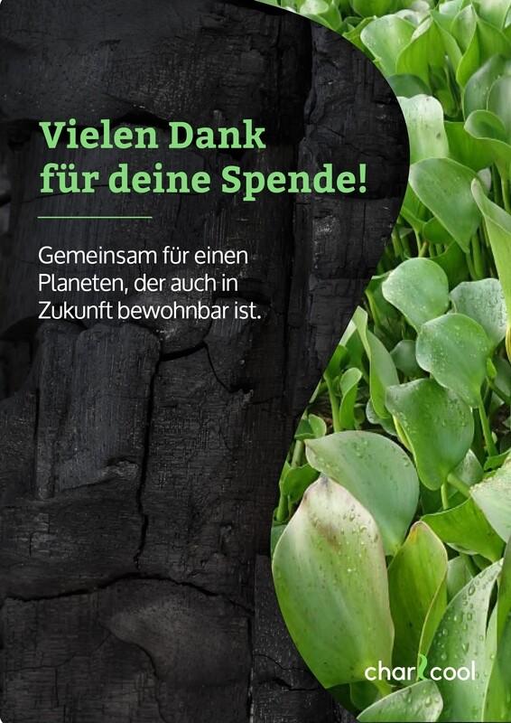 Klimaschutz -  Spende