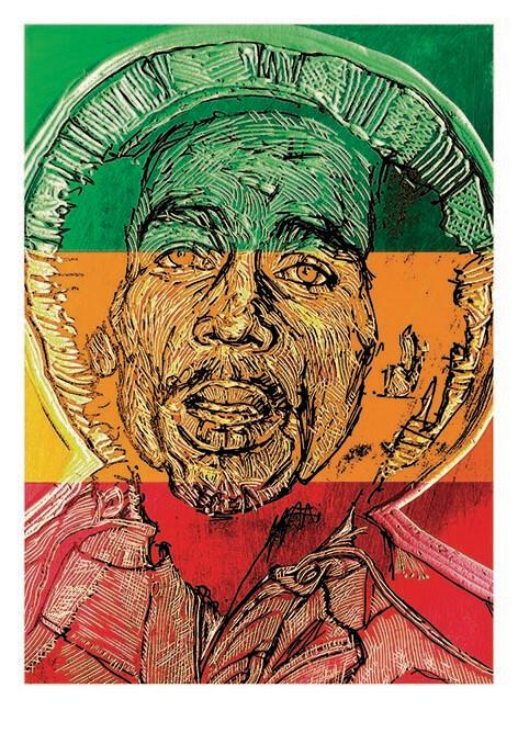 Digital Bob Marley