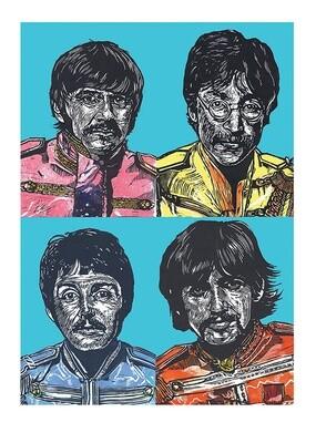 Digital Sg Peppers Beatles