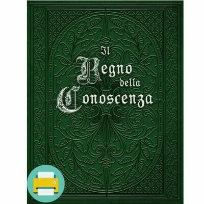 Il regno della conoscenza – versione stampabile