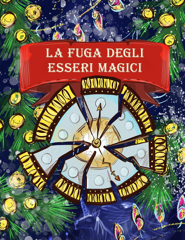 La Fuga degli Esseri Magici - Versione stampabile