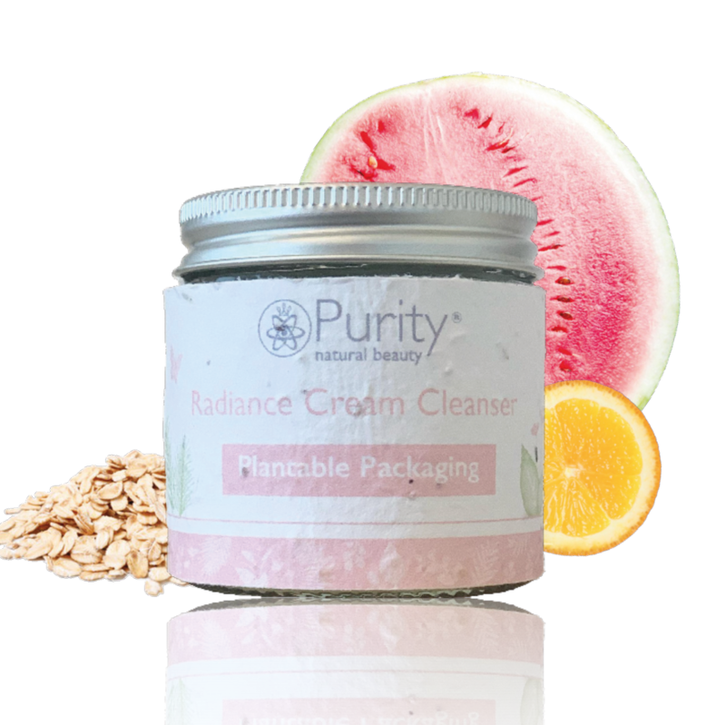 Radiance Cream Cleanser by Purity Natural Beauty