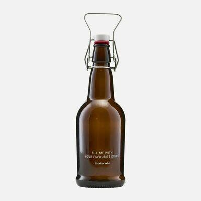 Glass Bottle, Nicholas Vahe
