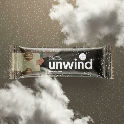 Malted Milk & Chocolate Unwind Bar