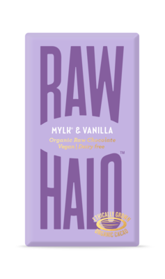 Raw Halo, Mylk & Vanilla 70g