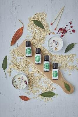 Pure Essential Oil Blends by Josie's Botanicals