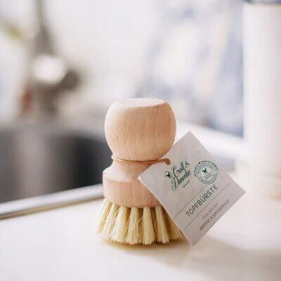Wooden Pot Srubber