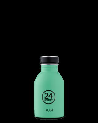 Petite  250ml Water Bottle - Mint