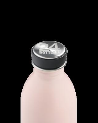 1000ml Stainless Steel Water Bottle - Dusty Pink