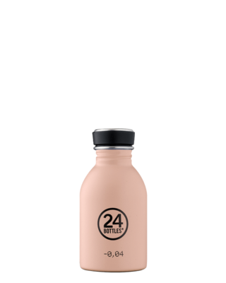 Petite 250ml Water Bottle - Dusty Pink