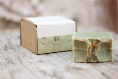 Herbal Soap Gift Box - Nettle