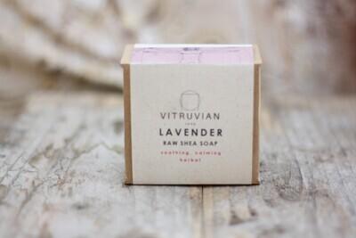 Herbal Soap Gift Box - Lavender