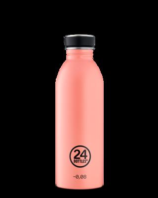 500ml Urban Bottle - Blush Rose