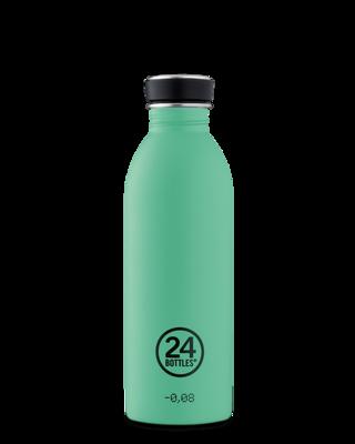 24 Bottles 500ml Urban Bottle - Mint
