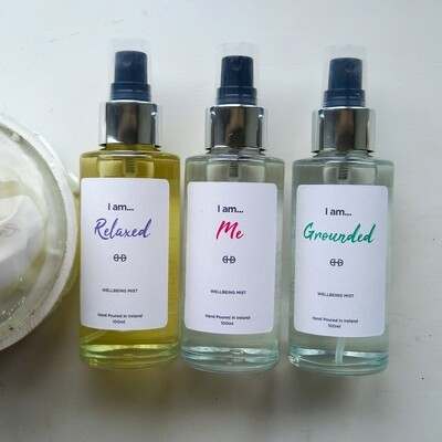 I AM.. COLLECTION - WELLBEING MIST