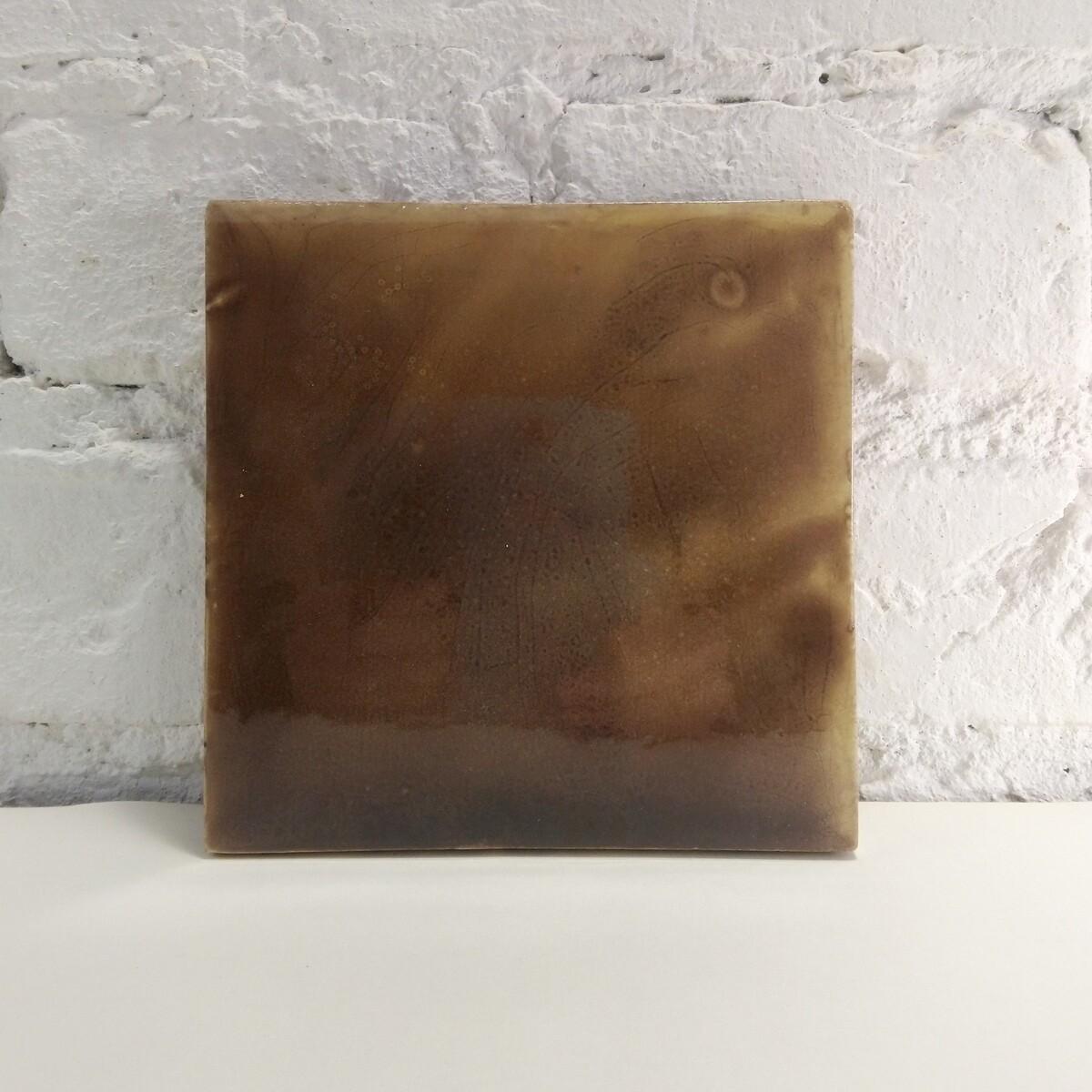 Изразцовая плитка - майолика. Для каминов, пола, стен. 150х150х14мм