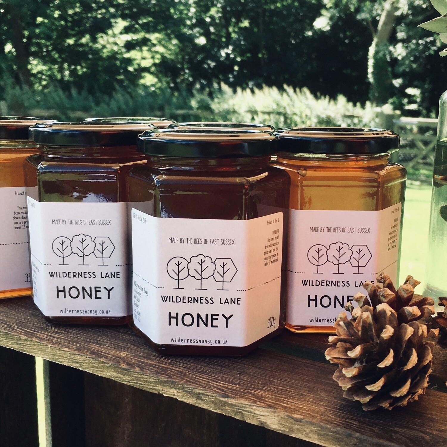 wilderness honey subscription