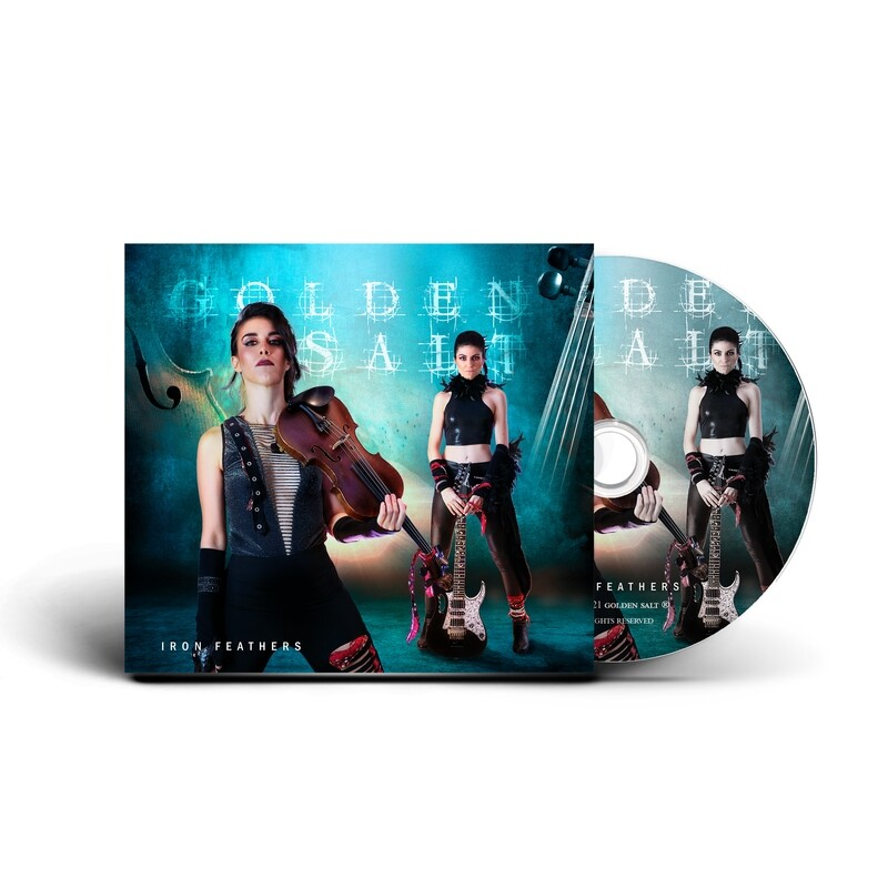 Iron Feathers CD