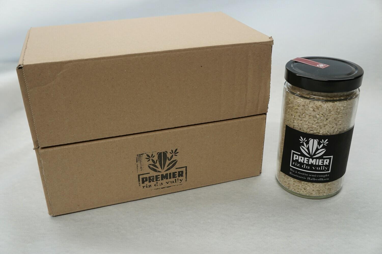 Riz du Vully - Verre - 6-pack (6 x 580g)