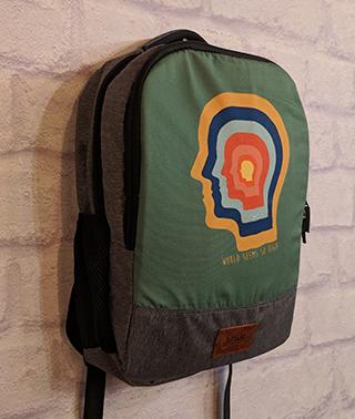 World Seems So High Backpack