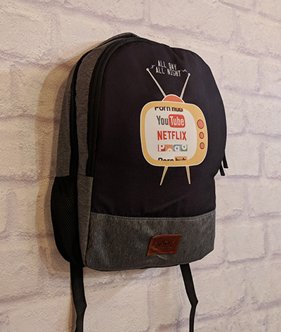 All Day All Night Backpack
