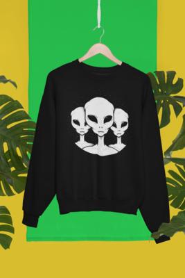 Alien Trio Sweatshirt