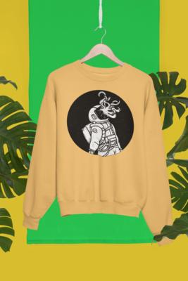 Space Parasite Sweatshirt